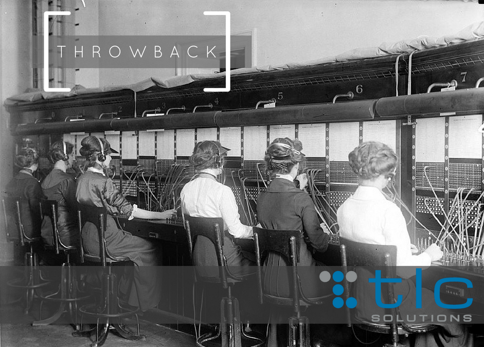 Throwback Thursday – Telephone Switchboard & Its Cheerful Operators