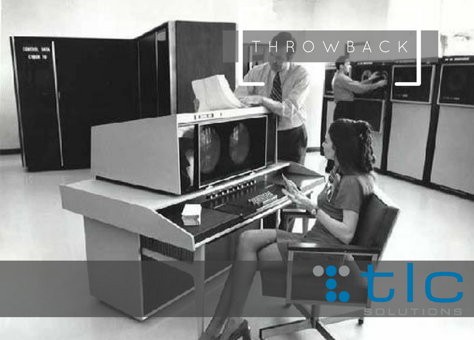 Throwback Thursday – Mainframe Computers