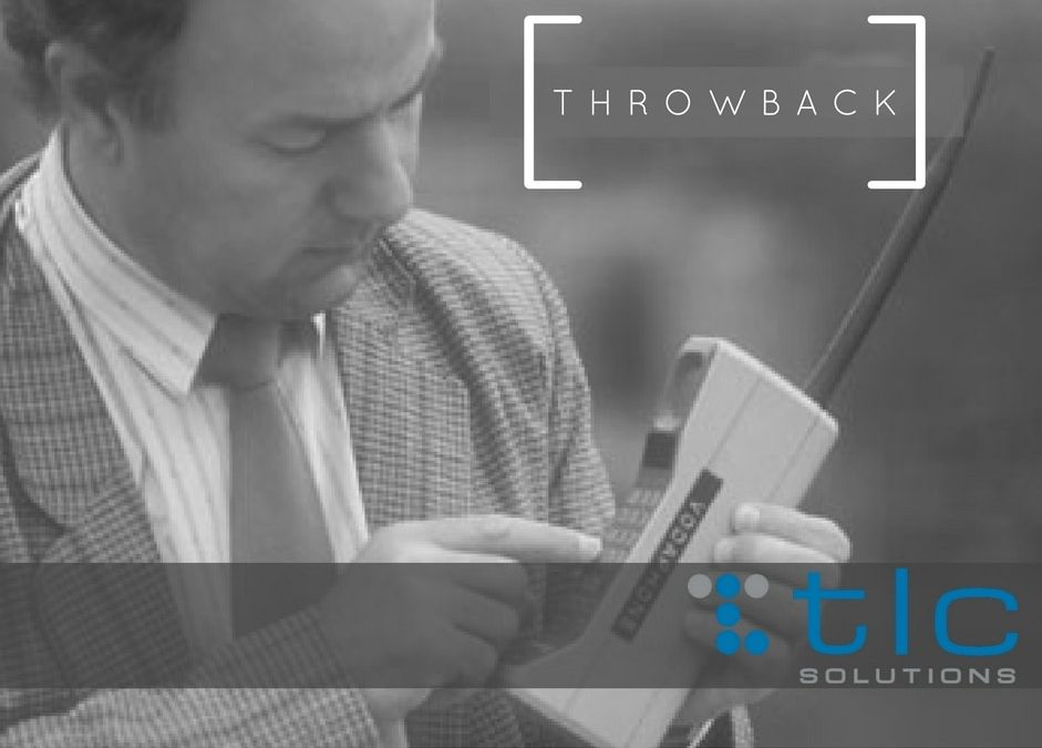 Throwback Thursday – The Brick Phone