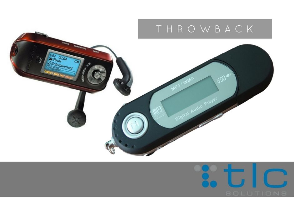 Throwback Thursday – The MP3 Player and its Cultural Impact