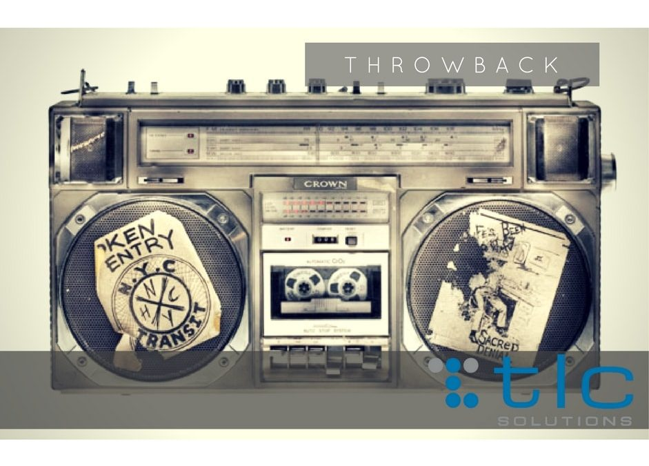 Throwback Thursday – The Boombox
