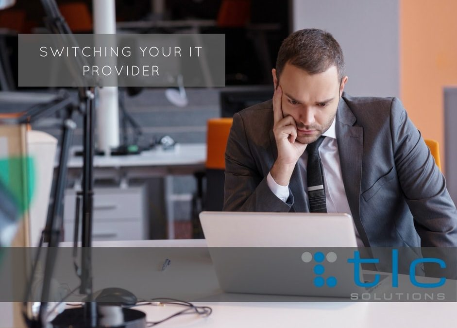 Your Straightforward Guide to Switching Your IT Provider